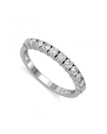 Gold Diamanten Ringe 1.57grs