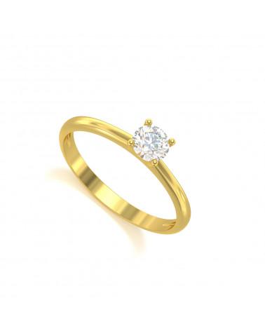 Gold Diamanten Ringe